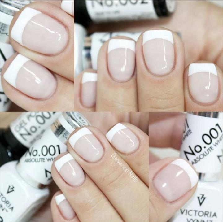 Victoria Vynn Verniz Gel Nº 001 - Absolut White - 8 ml