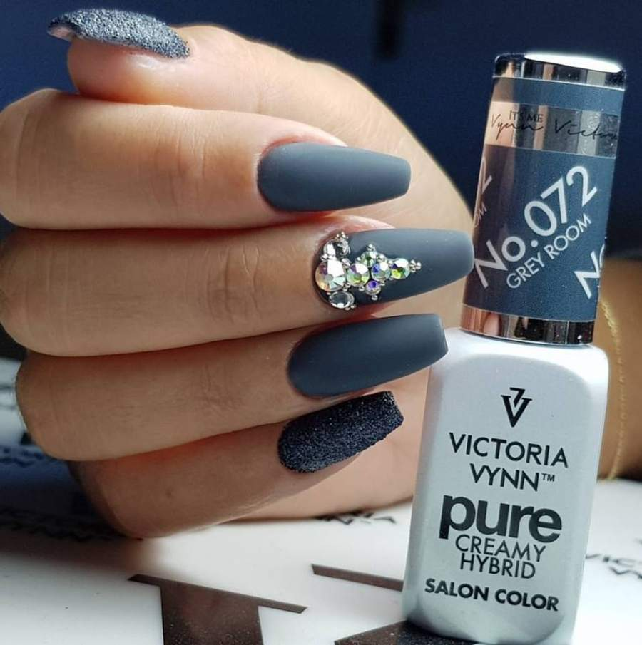 Victoria Vynn Verniz Gel Nº 072 - Grey Room - 8 ml