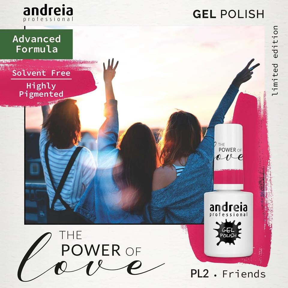 Andreia PL2 - The Power of Love