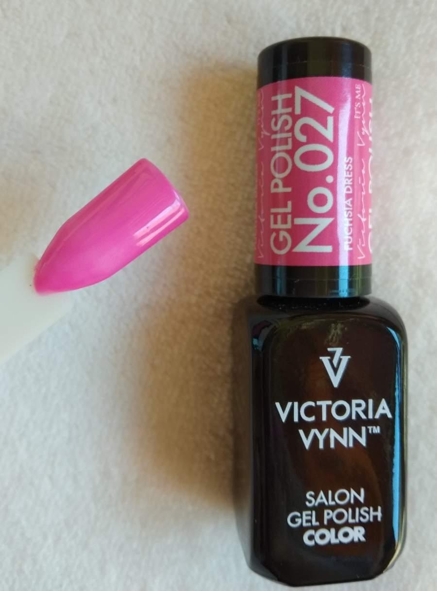 Victoria Vynn Verniz Gel Nº 027 - Fuchsia Dress - 8 ml