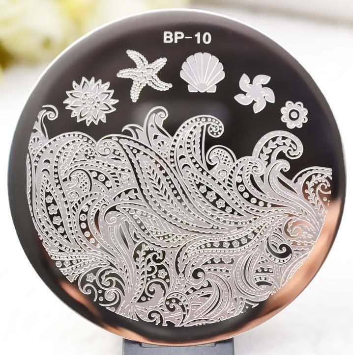 Placa BP-10