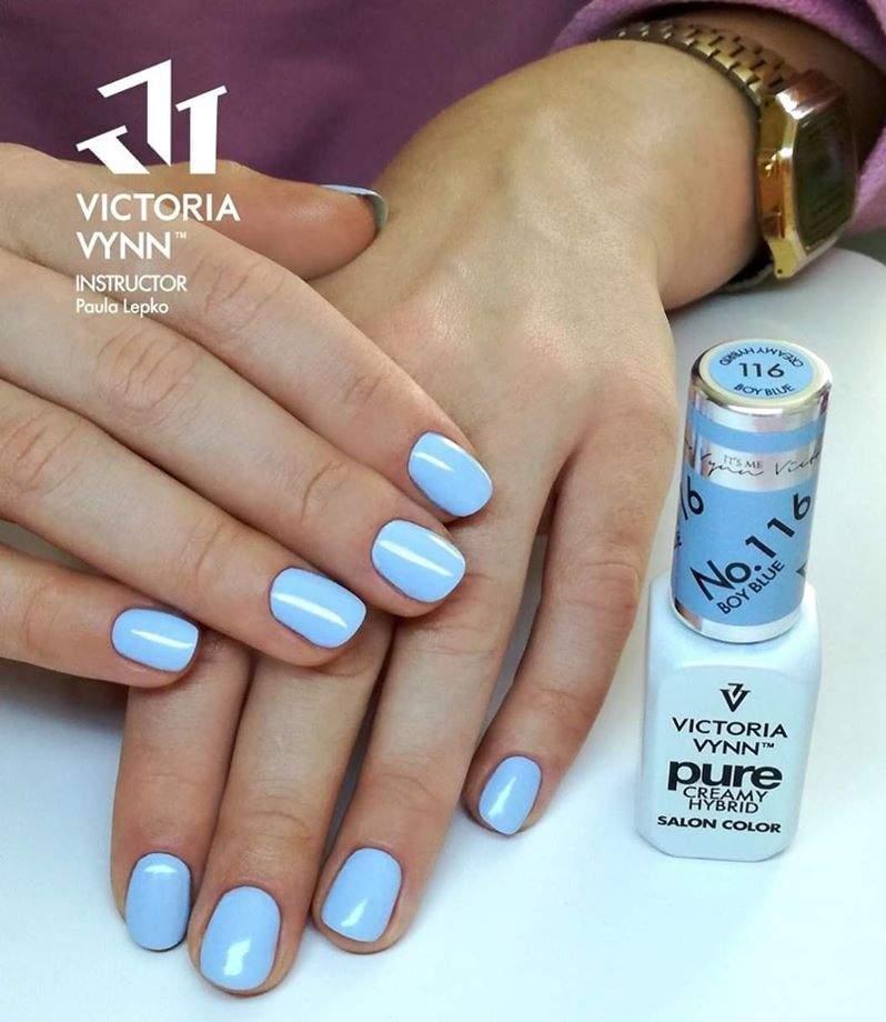 Victoria Vynn Verniz Gel Nº 116 - Boy Blue - 8 ml
