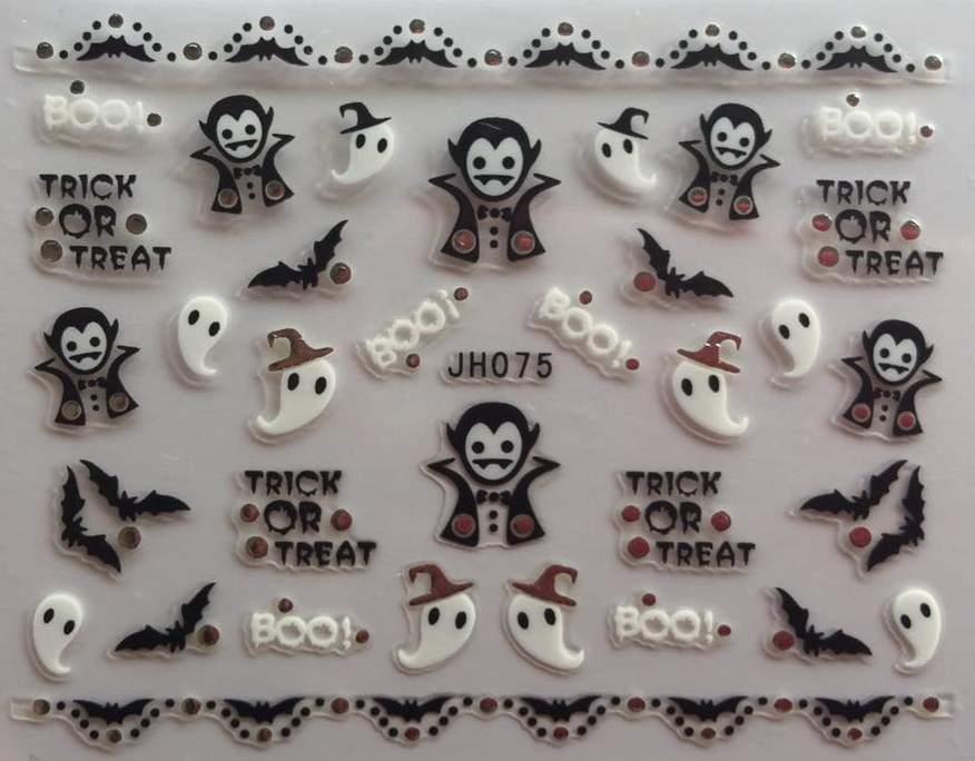 Autocolantes Halloween JH075