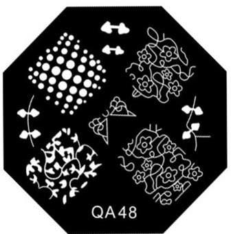 Placa QA48