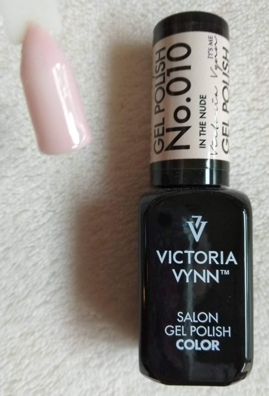Victoria Vynn Verniz Gel Nº 010 - In the nude - 8 ml