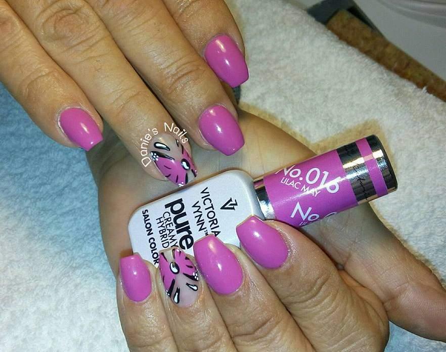 Victoria Vynn Verniz Gel Nº 016 - Lilac May