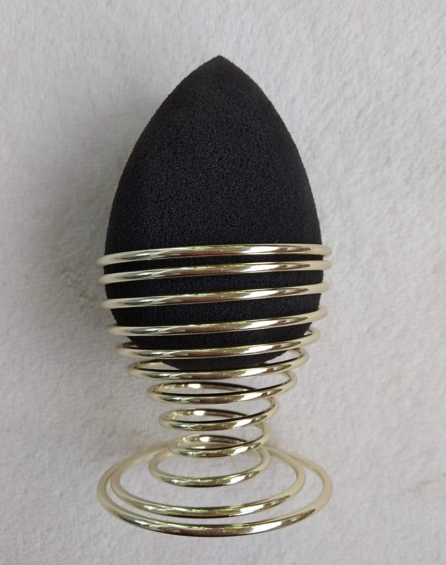 Base para esponja Beauty Blender - Dourado Amarelo