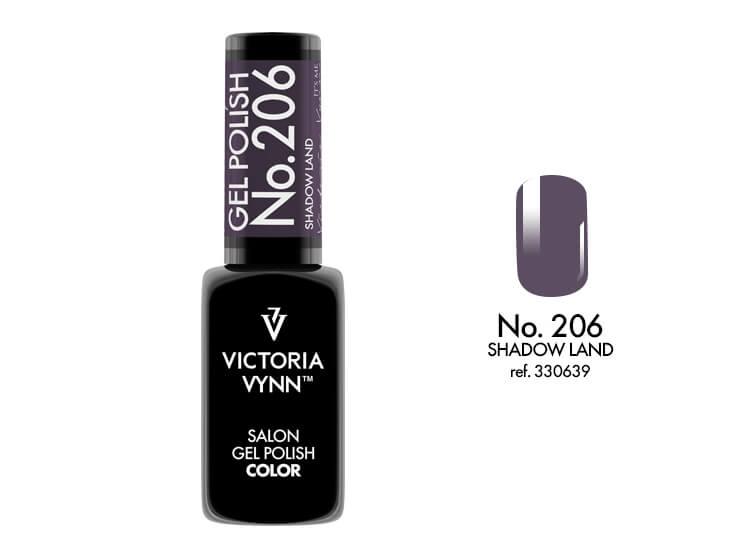 Victoria Vynn Verniz Gel Nº 206 - Shadow Land - 8 ml