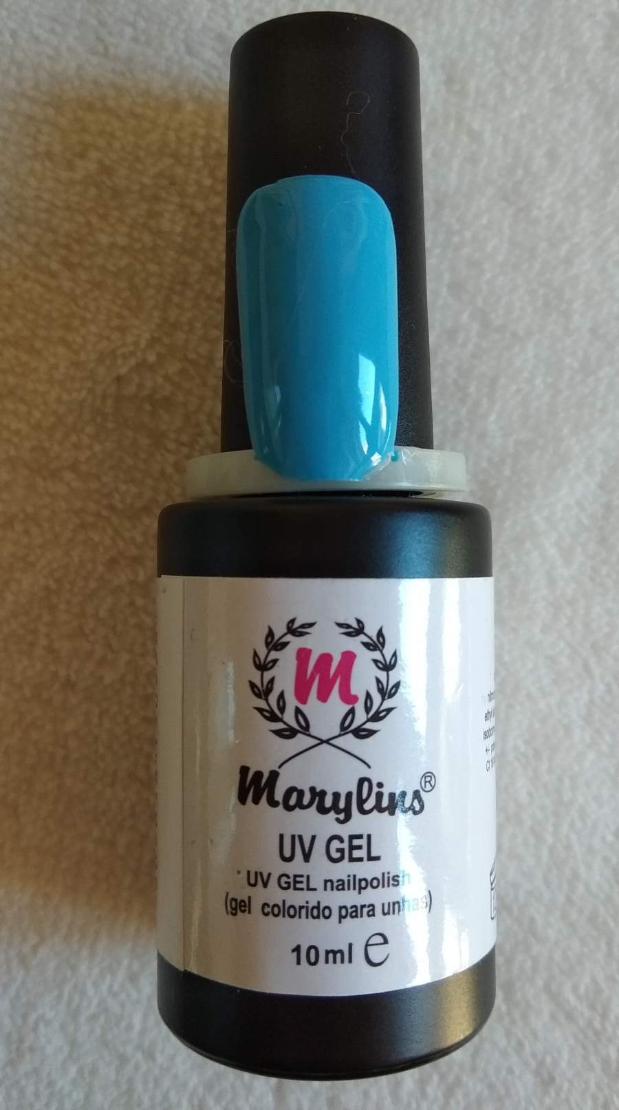 Verniz Gel Marylins 014 - Azul