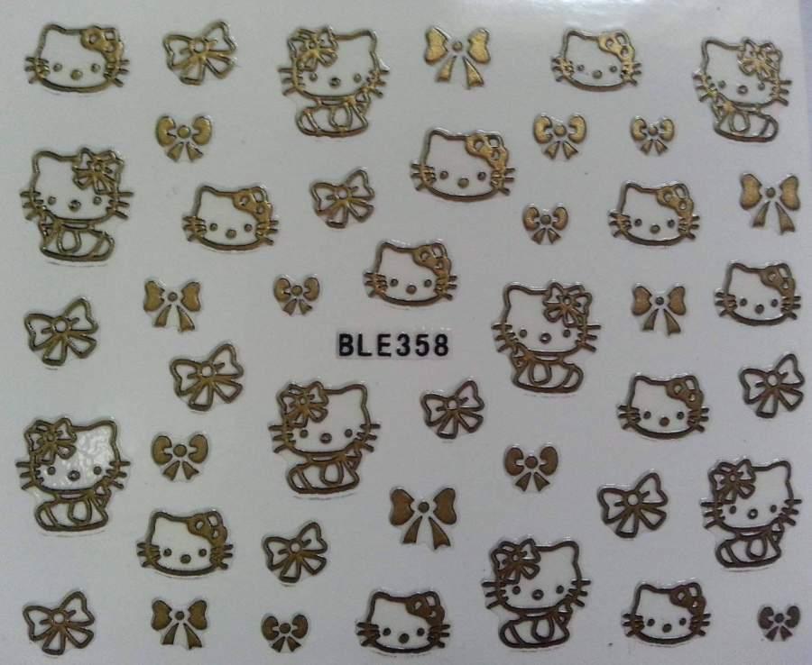 Autocolantes Hello Kitty BLE-358