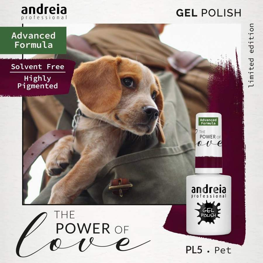 Andreia PL5 - The Power of Love