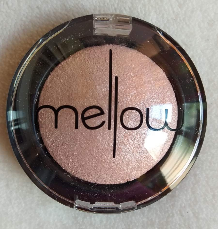 Mellow Cosmetics Baked Eyeshadow - Peach