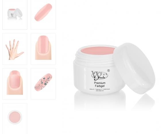 Gel Nded Make up Rosa - 6501 - 5 ml