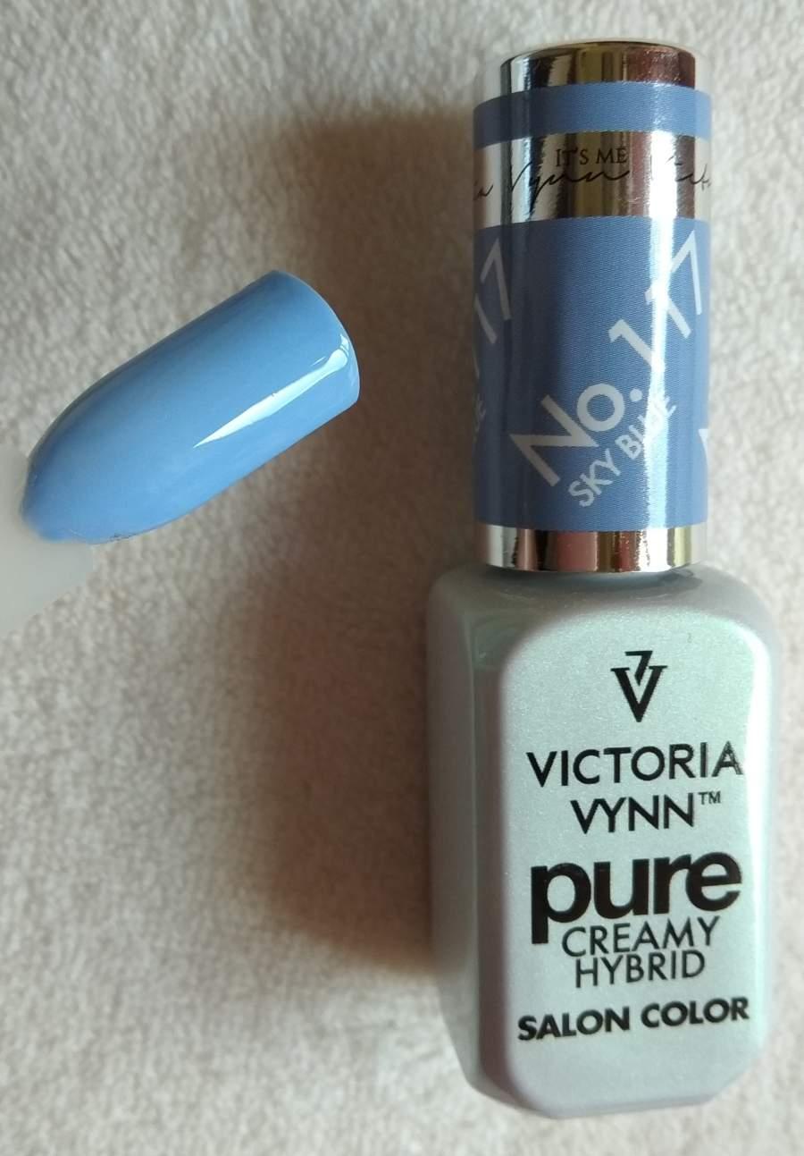 Victoria Vynn Verniz Gel Nº 117 - Sky Blue