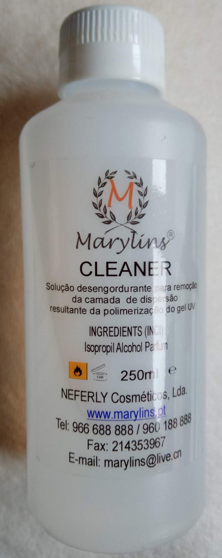 Cleaner Marylins 250 ml