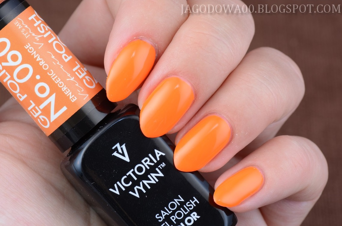 Victoria Vynn Verniz Gel Nº 060 - Energetic Orange - 8 ml