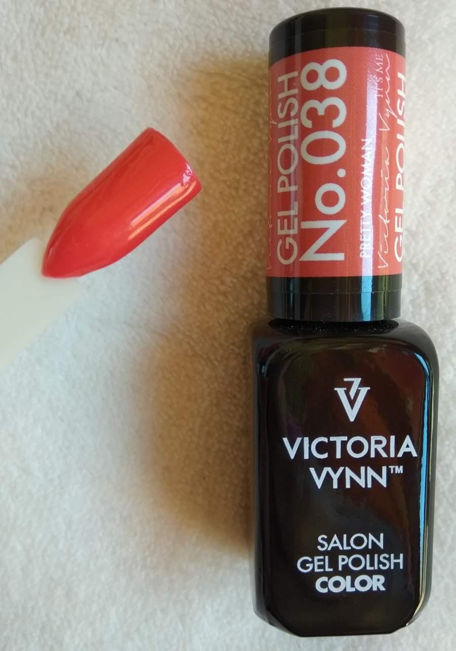 Victoria Vynn Verniz Gel Nº 038 - Pretty Woman - 8 ml