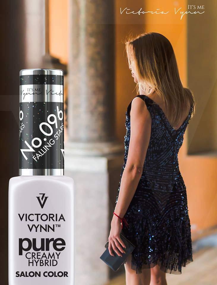 Victoria Vynn Verniz Gel Nº 096 - Falling Stars