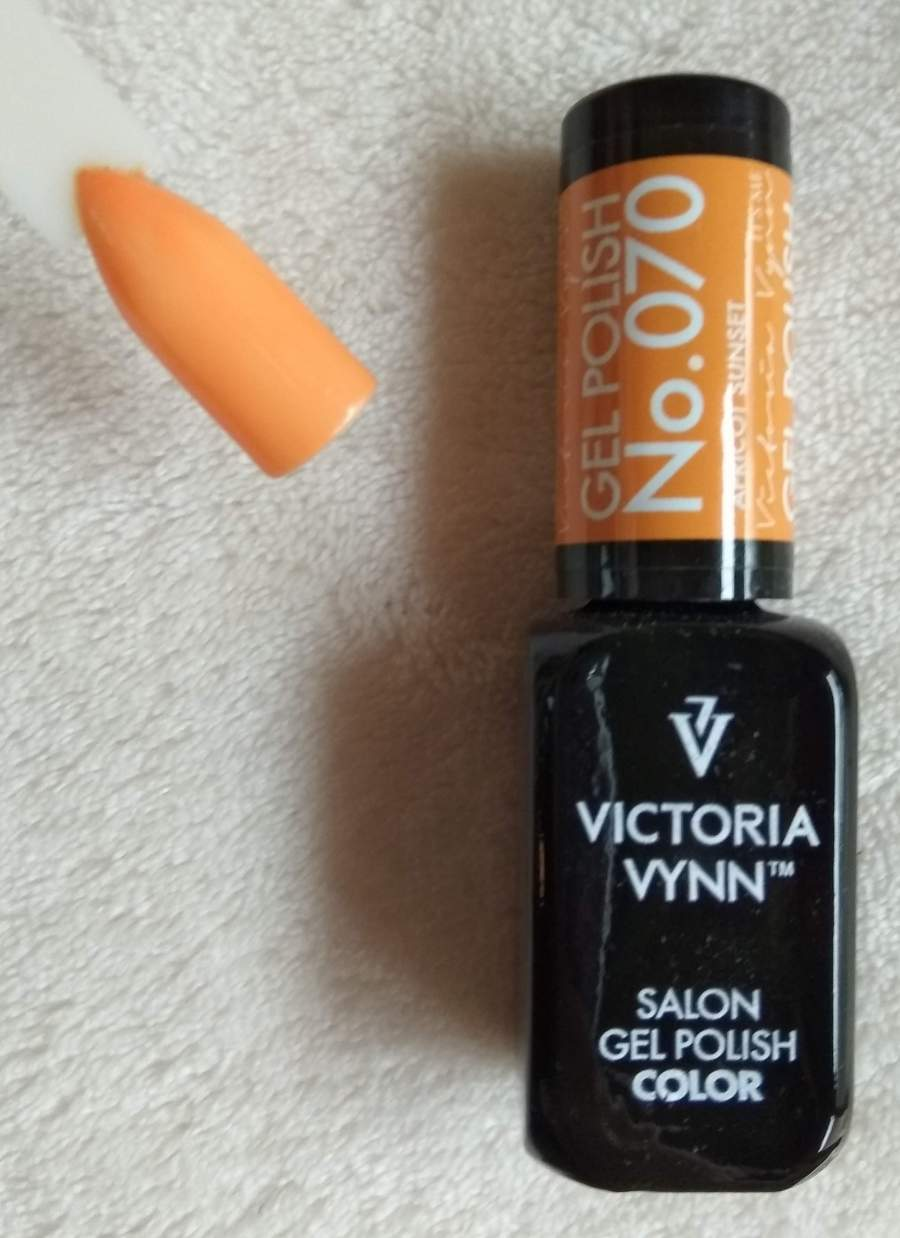 Victoria Vynn Verniz Gel Nº 070 - Apricot Sunset - 8 ml