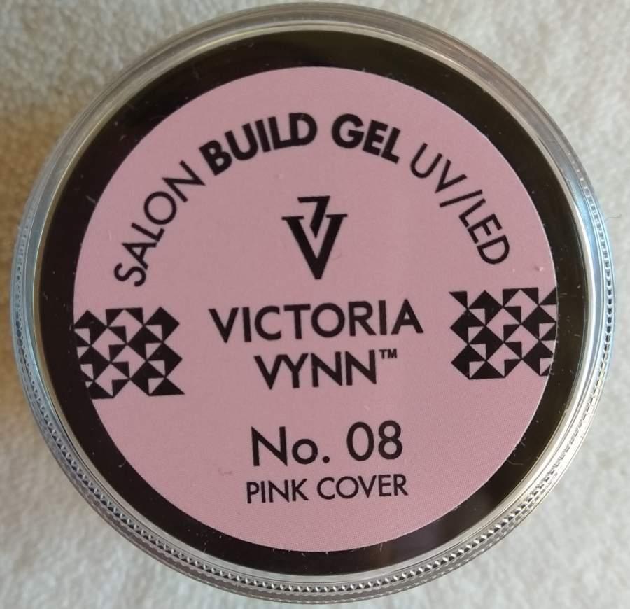 Victoria Vynn Gel de Construção Nº 8 - Pink Cover - 50 ml