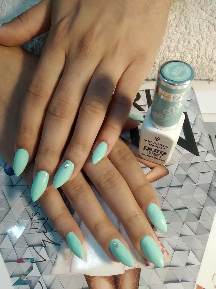 Victoria Vynn Verniz Gel Nº 028 - Pastel Mint - 8 ml
