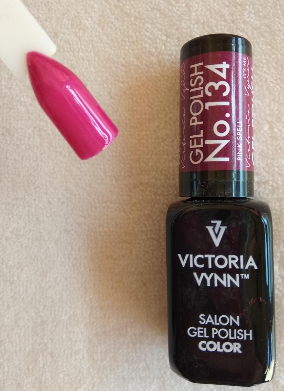 Victoria Vynn Verniz Gel Nº 134 - Pink Spell - 8 ml