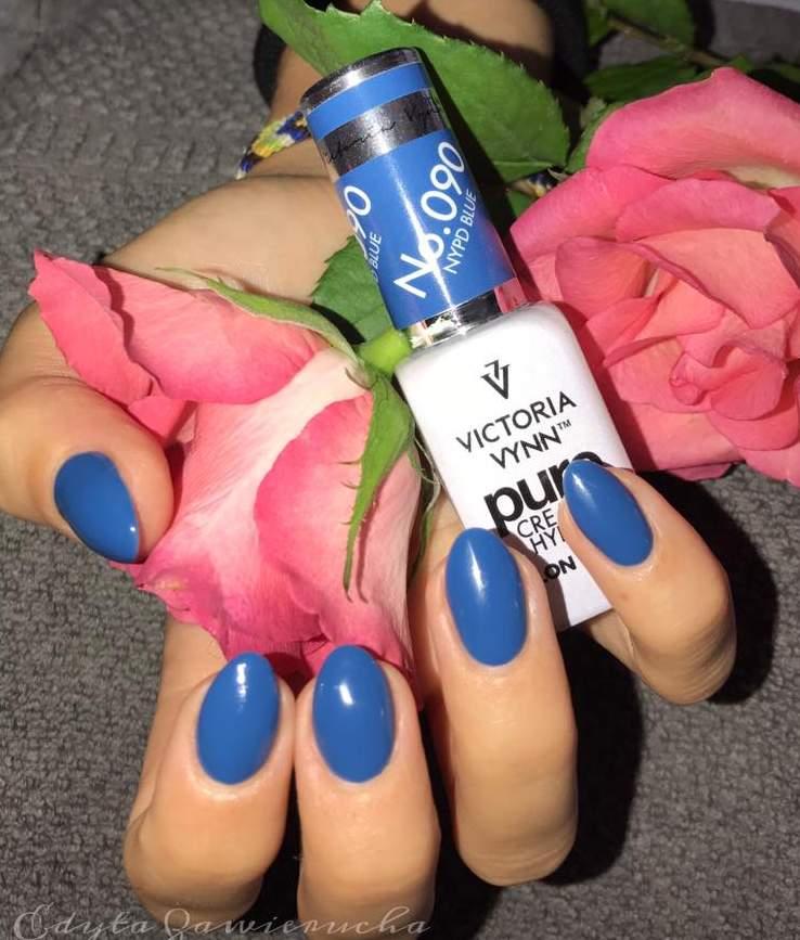 Victoria Vynn Verniz Gel Nº 090 - NYPD Blue - 8 ml