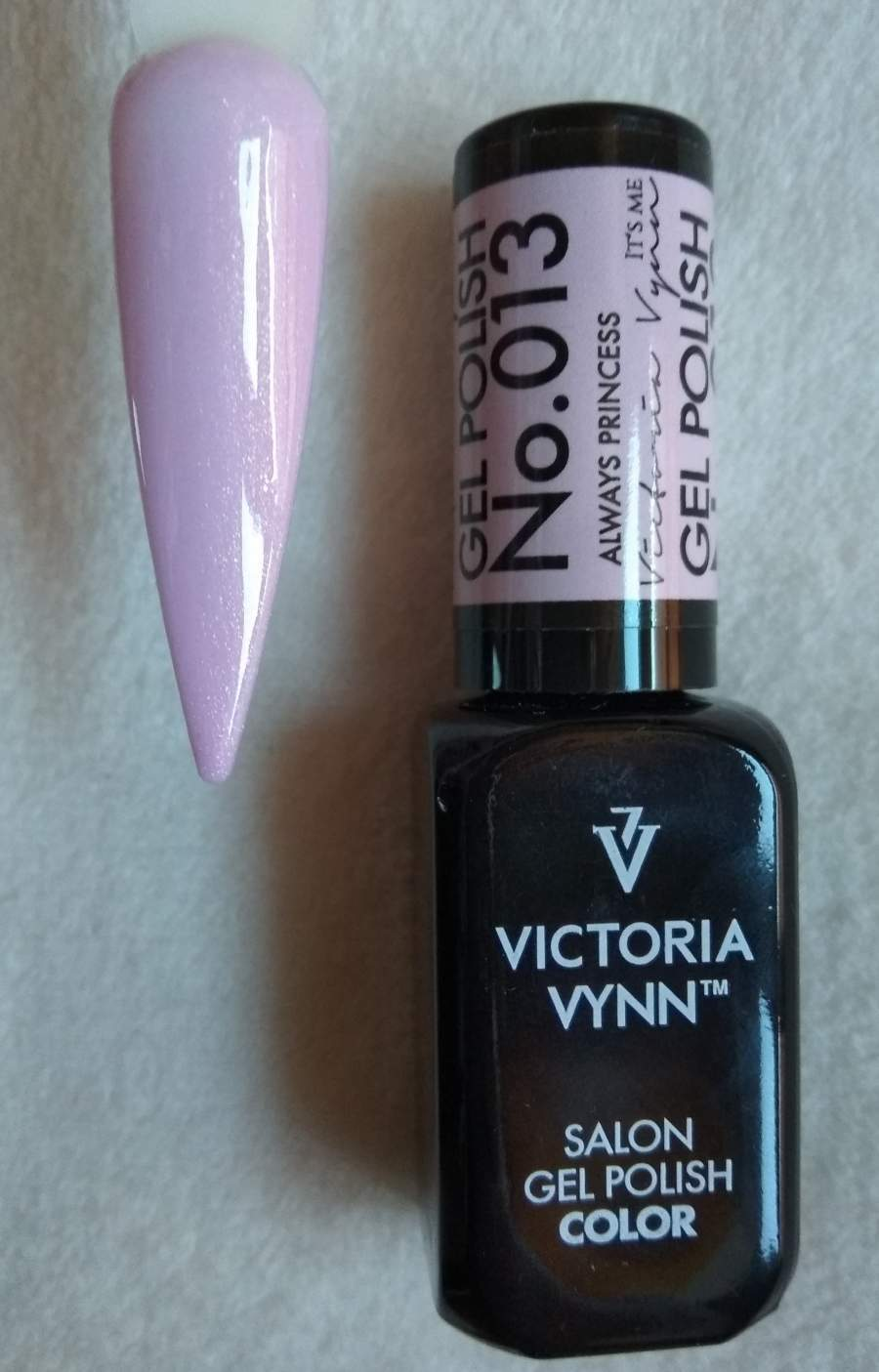 Victoria Vynn Verniz Gel Nº 013 - Always Princess - 8 ml