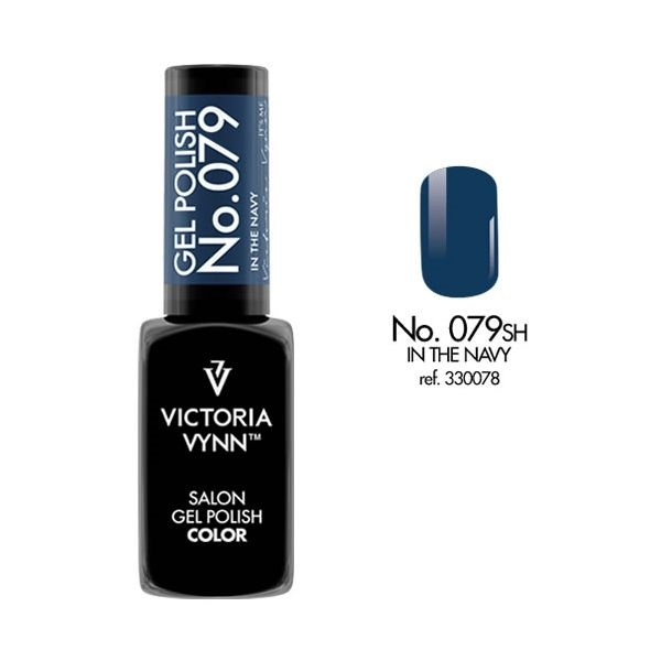 Victoria Vynn Verniz Gel Nº 079 - In The Navy - 8 ml