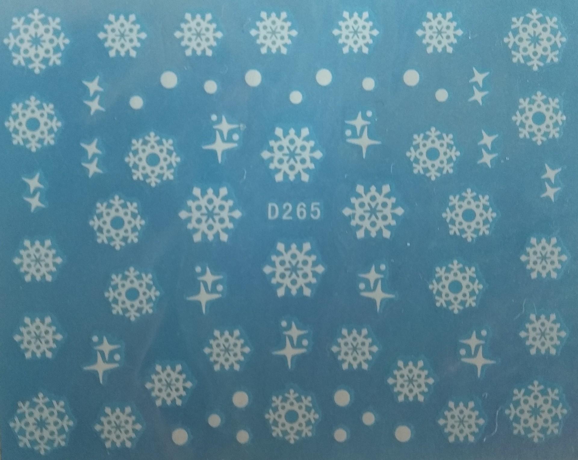 Decalques D265 - Natal