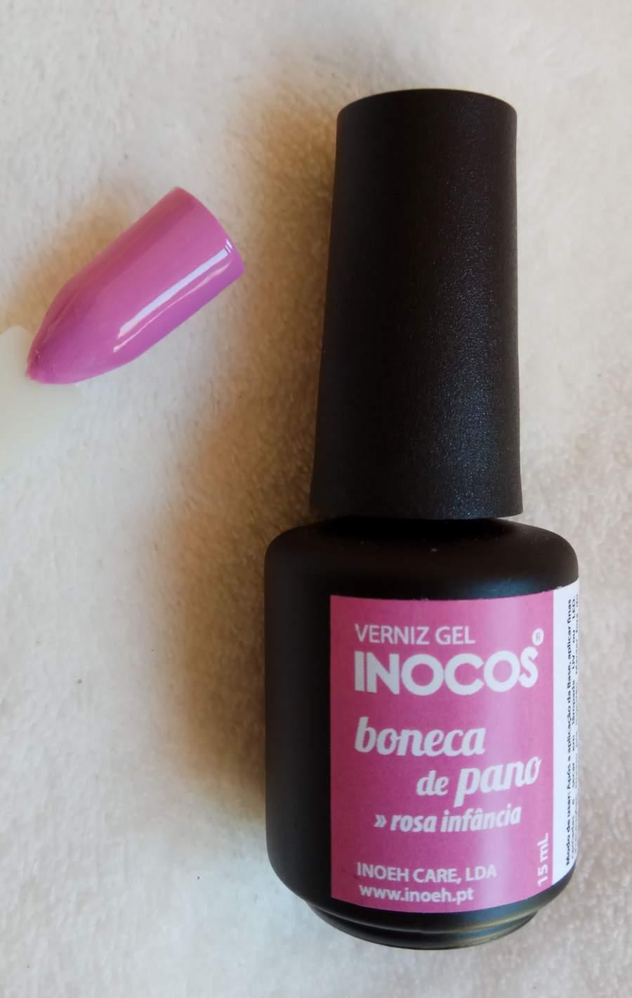 Verniz Gel Inocos Boneca de Pano - 15 ml