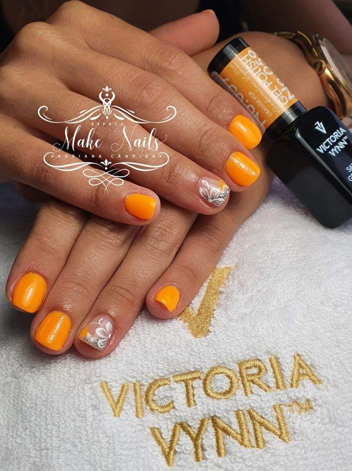 Victoria Vynn Verniz Gel Nº 059 - Orange Pop - 8 ml