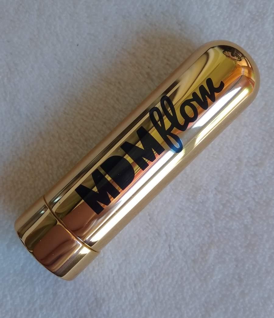 MDM Flow Semi Matte Lipstick - Bossy - Batom Cor nude