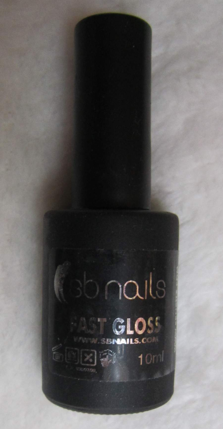 Sb Nails Fast Gloss - Top Coat