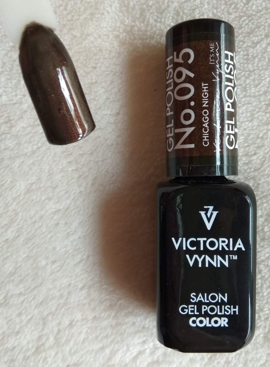 Victoria Vynn Verniz Gel Nº 095 - Chicago Night - 8 ml