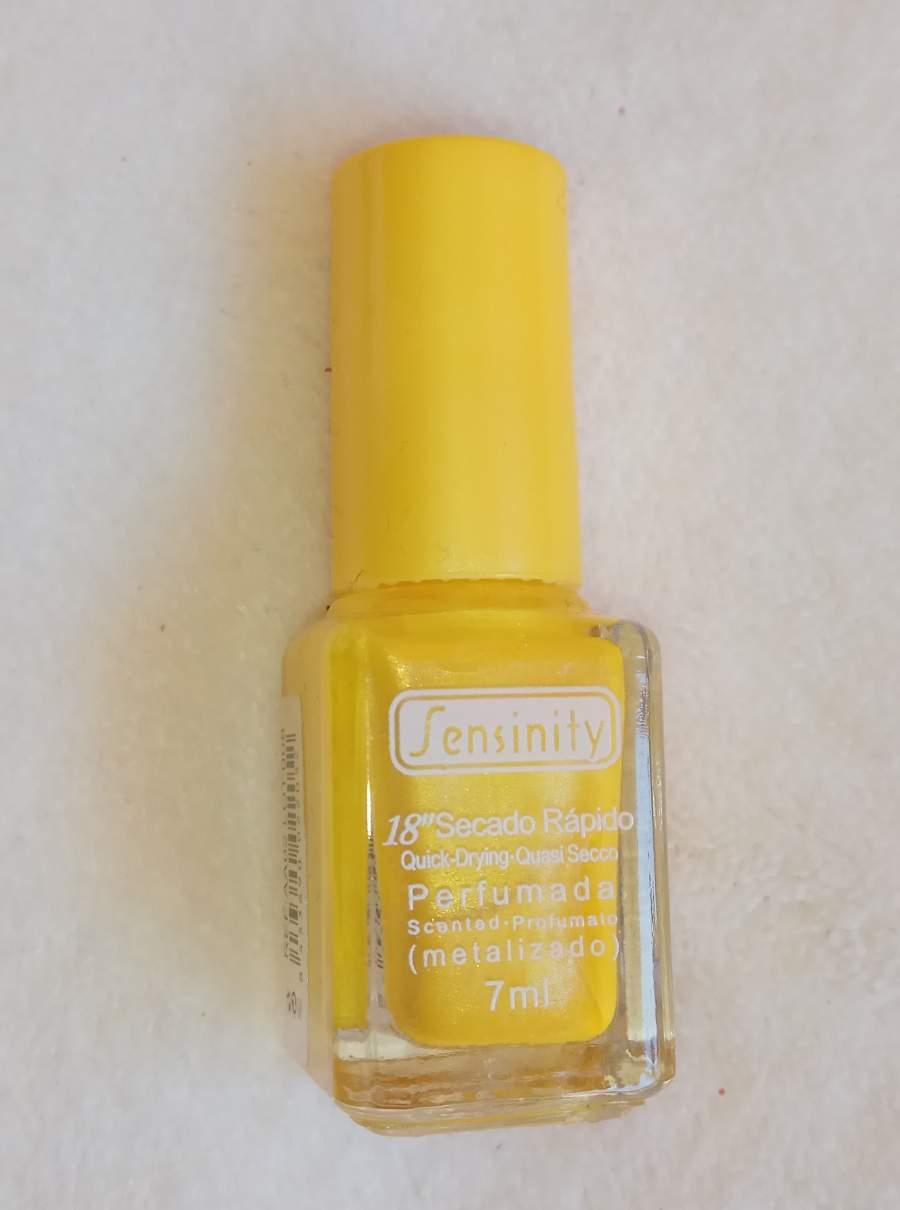 Tinta Sensinity  Amarela para Carimbos