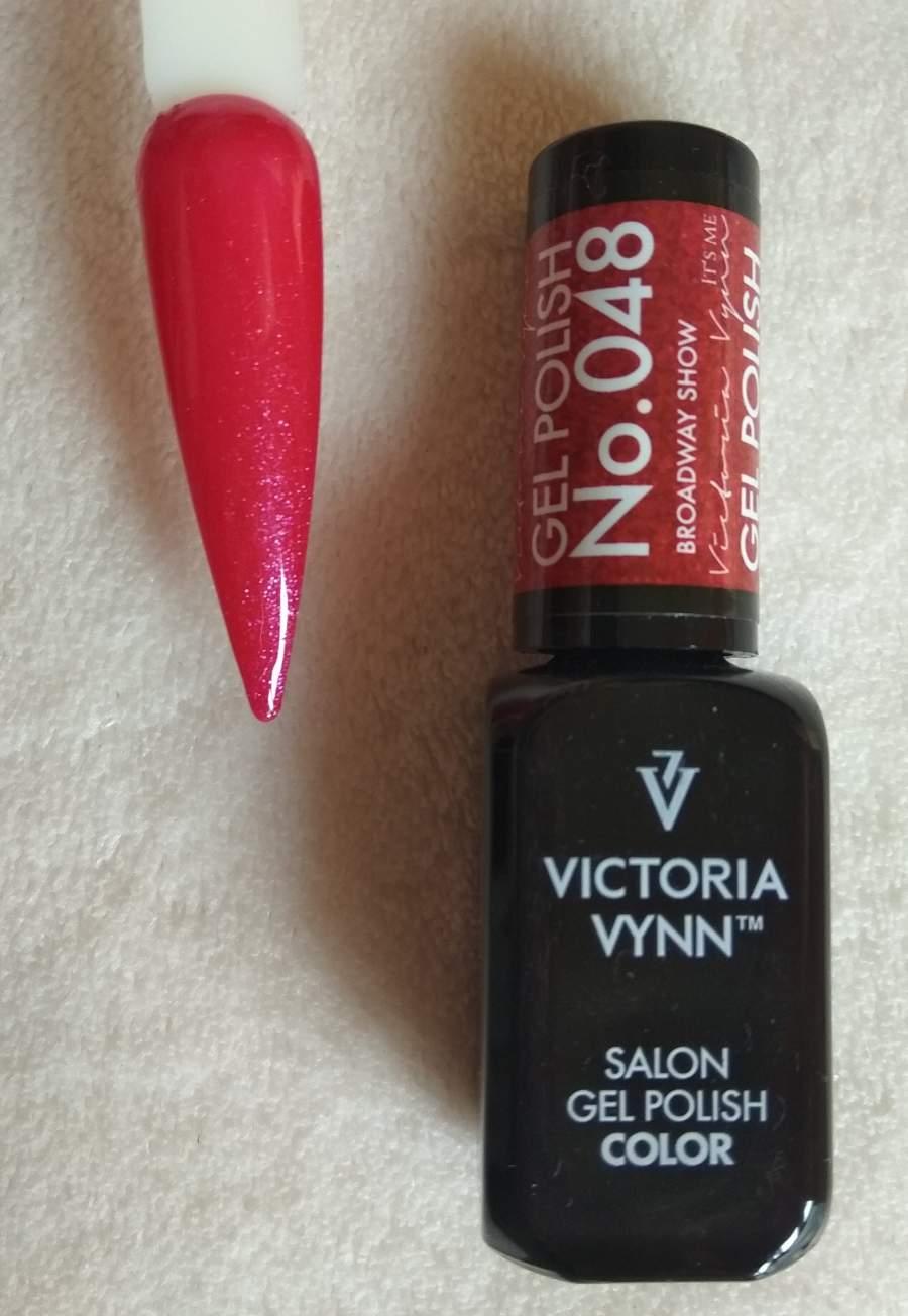 Victoria Vynn Verniz Gel Nº 048 - Broadway Show - 8 ml