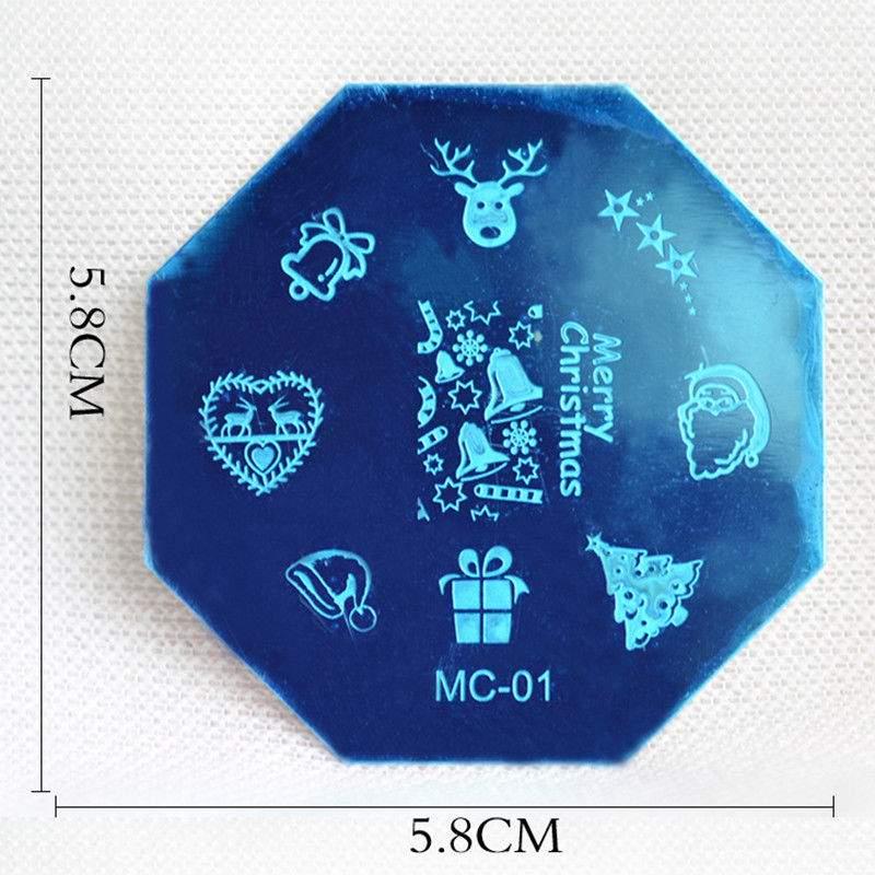 Placa MC-01 - Natal