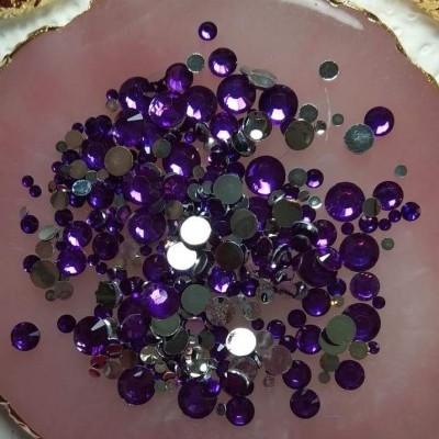 Pedras Roxas 3D - 1 Saqueta