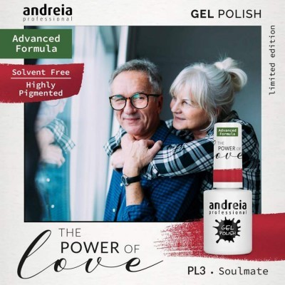 Andreia PL3 - The Power of Love