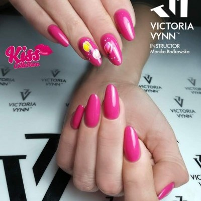 Victoria Vynn Verniz Gel Nº 161 - Kiss Collection - 8 ml