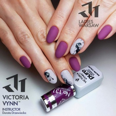 Victoria Vynn Verniz Gel Nº 131 - Mulberry Fruit - 8 ml