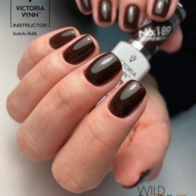 Victoria Vynn Verniz Gel Nº 189 - Truffle Brown - 8 ml