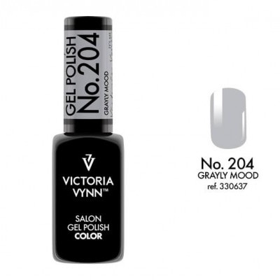Victoria Vynn Verniz Gel Nº 204 - Grayly Mood - 8 ml