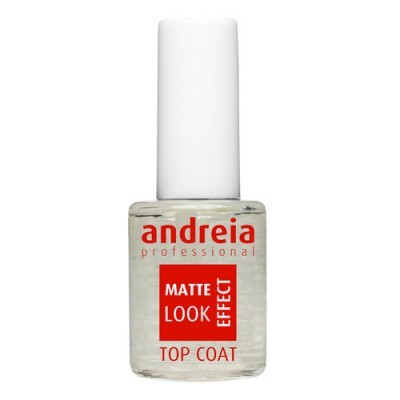Andreia Top Coat Mate Look Effect - Para Verniz
