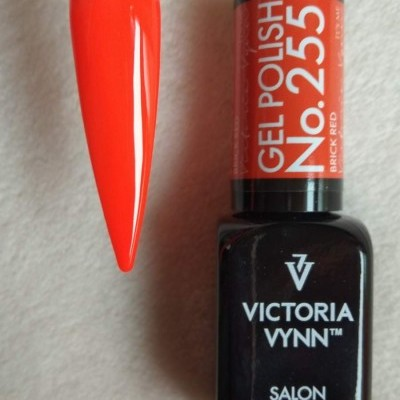 Victoria Vynn Verniz Gel Nº 255 - Brick Red - 8 ml