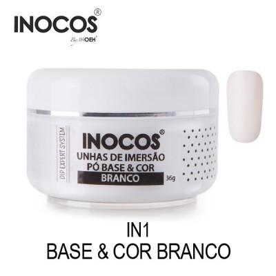 Inocos - Base & Cor - Branco Leitoso - 36 gr