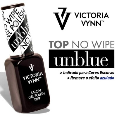 Top Coat Sem Goma Unblue