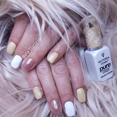 Victoria Vynn Verniz Gel Nº 162 - Calm Hazzelnut - 8 ml