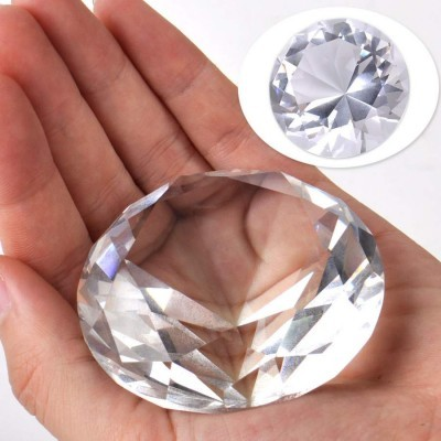 Cristal Transparente 60 mm